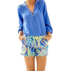 Lilly Pulitzer Shorts - Lilly Pulitzer Magnolia shorts in Toucan Play